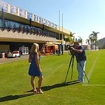 RT @LightenUpWNeda: @GoPro at @Chargers practice. pre- @Broncos smack down coverage on @sandiego6 at 10pm! #biasedforbolts @weddlesbeard http://t.co/nkRPu7qSqj