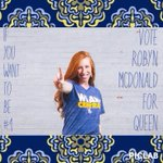 Who wouldnt want this hot redhead as their homecoming queen??? #VoteMcQueen http://t.co/JJyLbrnazi