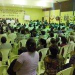 Contrario al cabildo del Distrito Tres, el del Distrito Cuatro está con mucha asistencia de ciudadanos @laprensa http://t.co/lVSY0WJaEs