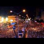 Aécio em BH hoje. #Aecio45PeloBrasil http://t.co/L74kl5VfPQ