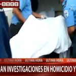 #UltimaHoraTN8 #Nicaragua Instituto de medicina legal en presencia policial traslada los dos cuerpo sin vida. http://t.co/bhgaiEV21Q