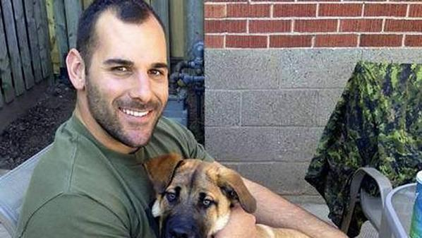 Soldier who died today at the war memorial is Cpl. Nathan Cirillo - may you rest in peace #OttawaStrong http://t.co/fS64ik3Q7V