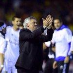 بعد قدوم انشيلوتي تم الانتقام من: بورسيا دورتموند- البايرن- اليوفي- ليفربول هدوئك هو سر نجاح ريال مدريد #نحبك???? http://t.co/rTw75EB2mY