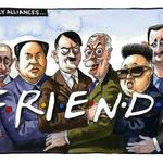 RT @montie: Ouch. @BrookesTimes targets Ukips unholy alliance in the European parliament http://t.co/BK1YPMduwE http://t.co/uqmOy2pMVZ