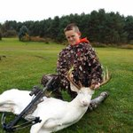 Sick and depraved. RT @ajc: 11-y-o boy bags rare 12-point albino deer. http://t.co/ijL8bn7ciK http://t.co/n4fTRiUcrE