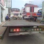 Por mal estacionado, ni las bicicletas se salvan @Monteriaoscura @TransitMonteria @NidiaSerrano @okysano @NoticiasGs http://t.co/DYUEnU8wjo