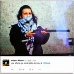 RT @stephen_taylor: Screengrab of ISIL tweet showing photo of Michael Zehaf-Bibeau (via http://t.co/UtvA6x8Sb2) http://t.co/O7WC4CPtDP
