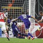 RT @ESPNUK: Anderlecht 1-2 Arsenal: Lukas Podolski, of all people, the hero as Arsenal snatch victory http://t.co/a1Tie92StD http://t.co/29dhlKfN39