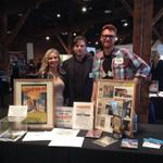 RT @reelwestmag: The @celluloidsocial club gang is here at the career expo @RoundhouseCC in #Vancouver until 5 PM. Come on over! http://t.co/XBjLLsmgD1
