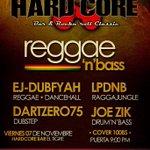 RT @AstazoPLC: ReggaeNBass! VIERNES 7 de Noviembre! @HardCoreBar #ElTigre #Reggae #Dubstep #Jungle #DnB http://t.co/cncBoaVVQI