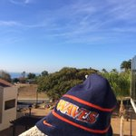 RT @MartyWilson4: Free #Pepperdine gear! It is yours if you can find where it is. SEE PHOTO! Tweet at me if you find it. HINT: FFH http://t.co/S7Y0J08dWI