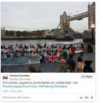 RT @lajornadaonline: Ciudadanos en Londres se unen a manifestación por justicia a #Normalistas http://t.co/zV97P8xaOy #EPNBringThemBack http://t.co/u4vmDLEofc