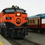 FAKE BREAKING NEWS: @WineTrain updates colors in honor of @SFGiants! #SFGiants #WorldSeries #OctoberTogether http://t.co/OSGD7PYS0s