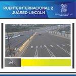 Así se encuentra el Puente Internacional No. 2 en estos momentos. #PuentesInternacionales #NuevoLaredo #Tamaulipas http://t.co/3CgPfAoGs9