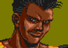 誰だって言われて悲しいアダム・ハンター 登場ゲームはメガドラやゲームギアのベアナックルシリーズ(最近は3DSでも遊べる)