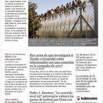 Portada INFOLIBRE 23O:Objetivo cumplido:Acabado el expolio d ENDESA, ENEL despide a los facilitadores Aznar & Salgado http://t.co/b2eZQNMu5O