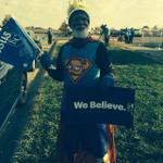Superman believes @Royals #takethecrown @kmbc http://t.co/qJ21295nlh