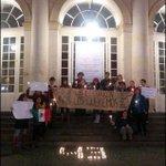 Estudiantes en Rennes, #Francia, y la Universidad de Oregon, con #Ayotzinapa. (vía @Zn y @D_egoCo) http://t.co/PtKXAulpDP