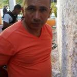 Primera imagen actualizada de Marcos Figueroa, tras su captura por parte de la Policía. http://t.co/KPCDuYrY0m