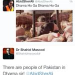 RT @NahmedCA: @mubasherlucman Filthy mentality of @AbidSherAli branding dharna people with PIGS. #ShameOnSharifs @ShkhRasheed http://t.co/Wr6rioK63s