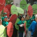 La PAH promueve un boicot contra el Sabadell por el aval a Rodrigo Rato https://t.co/JolYiE1opF http://t.co/ewxyMk295o