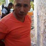Primera imagen de Marquitos Figueroa, luego de su captura en Brasil. Se le señala de ser líder criminal en Colombia. http://t.co/m2ubQuniQH