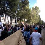Del Ángel al Zócalo: sobre Aquiles Serdan, estudiantes CCH) #TodosSomosAyotzinapa @epigmenioibarra @julioastillero http://t.co/TBQkJLd9Ph