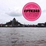 """Mengucapkan Selamat hari jadi Kota Pontianak. Yok kite jage same"""". #PTK243 http://t.co/SNgi7Fv1BX"""