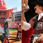 RT @1053thefan: Oklahoma State sues New Mexico State over pistol-packing mascot http://t.co/HoirXDgSDZ (Getty Images) http://t.co/OvCUfwCsfQ