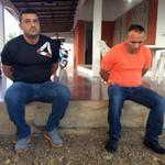 Alias Marquitos Figueroa se encontraba junto a varios familiares, cuando fue capturado por las autoridades Brasil. http://t.co/PmyZURXiNX