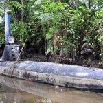 RT @ecuavisa: Hallan narcosubmarino supuestamente de las FARC en frontera Colombia-Ecuador http://t.co/foRuImu4g0 http://t.co/NEEkVoaALE