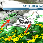 Third day of t-storms for #Ucluelet. Steady rain headed for #Vancouver in a couple hours #bcstorm http://t.co/CjQaAHqKPt
