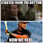 Hunter Pence lookalike. #SFGiants #WorldSeries http://t.co/SsItp1of1s