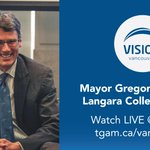 RT @VisionVancouver: Today at 3:30 watch Vancouver Mayoral hopefuls debate at Langara College - http://t.co/0giIDnlLvD #vanpoli http://t.co/nWB8ckvULX