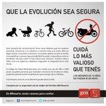 """RT @javiermorenovgg: Ejemplar campaña de @RosarioGEN: En #Rosario los menores de 10 años NO suben a la moto, concientizando mayores. http://t.co/7Tf6yrQkUv"""""""
