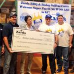 RT @ZardaBBQ: Our friend @Koreanfan_KC was deeply touched to know that his likeness will help feed KC thru @BishopSullivan http://t.co/8QLvWpwpnz