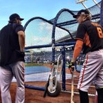 Morse + Pence = ????#StrongerTogether #SFGiants http://t.co/xh2HK3hxue
