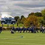 Seahawks walk-thru greeted with warm fall day at St. Louis University HS. #EyeOnTheHawks [http://t.co/vKhrE9wGlQ] http://t.co/6JYQ2UseSA