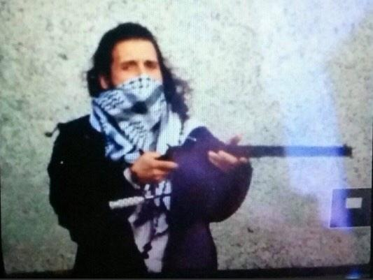BREAKING | This is a photo of Michael Zehaf-Bibeau, gunman in this morning's shootings in Ottawa. #cbcOTT #OTTnews http://t.co/OLSxlYPelj