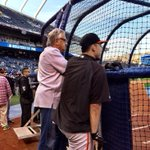 RT @SFGiants: Kuip and Ish around the cage pregame. #SFGiants http://t.co/CfeCow9Y7p