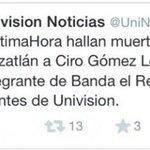 La pregunta es, ¿en qué se parecía Aldo Sarabia a Ciro Gómez Leyva? http://t.co/afHMkvi7J6 http://t.co/SUTrzqAaF7