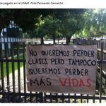 RT @lajornadaonline: En la UNAM, en la facultad de Derecho, los alumnos se preparan para la marcha por #Ayotzinapa- http://t.co/zV97P8xaOy http://t.co/zcOIvO8zDo