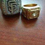 RT @PaulChambersTV: Check out my championship bling @SFGiants #KTVU #walnutcreek http://t.co/MXiN8On6gl