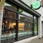 New salad spot in @pioneersquare! @SproutSalads #pioneersquare #seattle http://t.co/4XyqsgTbqd