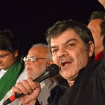 RT @shahidsaeed: Independent journalist Mubasher Lucman addressing PTI dharna https://t.co/ziD5B7usgj http://t.co/RbcUd9Lu8h