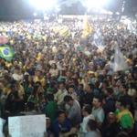 """""""@Rede45: Recife também está pedindo a mudança com @AecioNeves! #Aecio45PeloBrasil http://t.co/XgXB0Td58Z"""""""