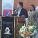Ceremonia titulación liceo industrial valdivia http://t.co/z2k4KWxsTc
