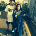 Andrew and jack Meyer ready #takethecrown! @kmbc http://t.co/AWoXMx5Dhl