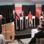 Each candidate has 2 minutes to wrap up: @bkasting @kirklapointe @MayorGregor @ColinShandler @meenawong1 http://t.co/da4lL6M5GD #vanpoli