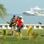 #Honduras: Segundo crucero llega a Trujillo con tres mil turistas. http://t.co/nLYezVaMcY http://t.co/x5FnLzIK2c